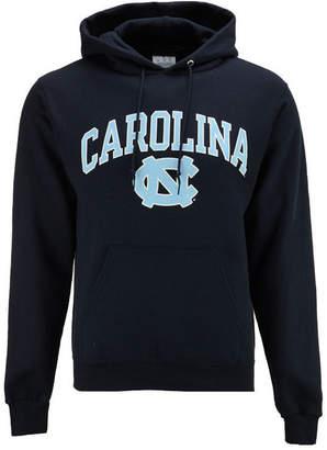 Champion Men North Carolina Tar Heels Arch Logo Hoodie