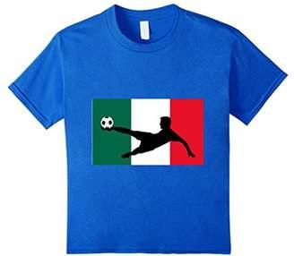Mexico Soccer Shirt Mexican Flag