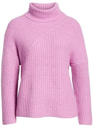 c38fd6282e28 Chelsea28 Cozy Chunky Turtleneck Sweater