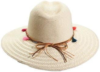 Dorfman Pacific Floppy Paper Hat