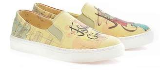 Goby Fashion Girls Printed Slip-On Sneaker