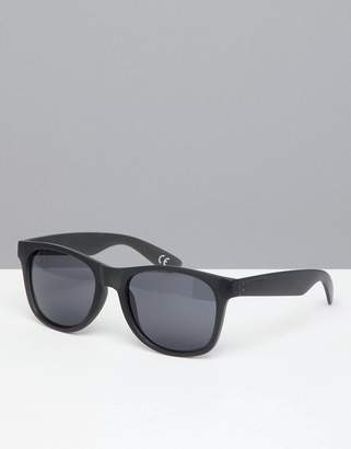 Vans Spicoli 4 Sunglasses In Grey Vlc01s6