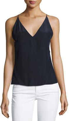 J Brand Lucy Silk Camisole Top