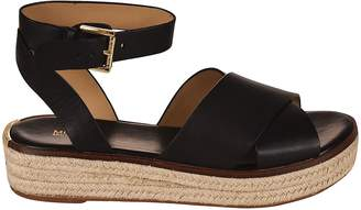 Michael Kors Cross Strap Sandals