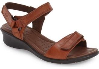 ECCO 'Felicia' Sandal (Women) $129.95 thestylecure.com