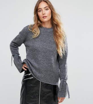 Vero Moda Tall Tie Sleeve Sweater