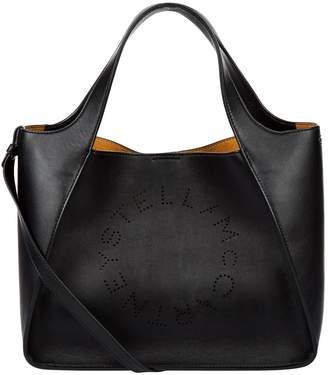 Stella McCartney Stella Studded Logo Tote Bag