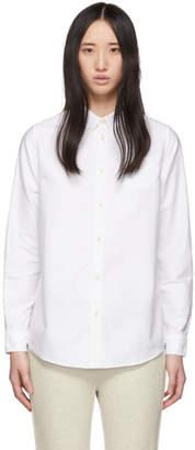 Visvim White Albacore Shirt