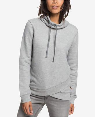 Roxy Juniors' Tulip-Hem Sweatshirt