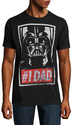 Star Wars Novelty T-Shirts Father's Day #1 Dad Graphic Tee