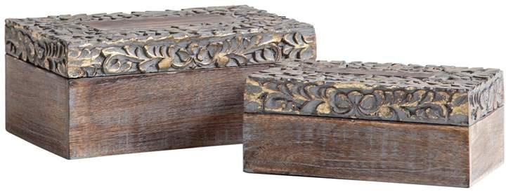Mercana Theca I Storage Boxes (Set of 2)