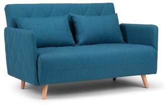 Brayden Studio Emmalynn Roll-Out Convertible Sofa Brayden Studio