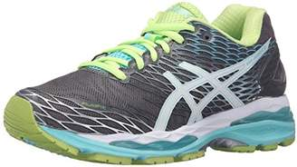 ASICS Women's Gel-Nimbus 18 Running Shoe $109 thestylecure.com
