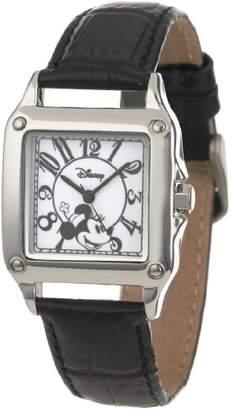 EWatchFactory Disney Women's W000465 Minnie Mouse Perfect Square Watch