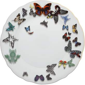 Christian Lacroix Butterfly Dinner Plate