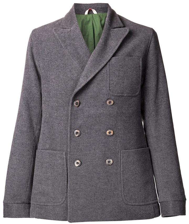 Oliver Spencer double breasted jacket
