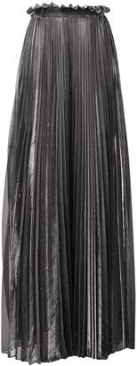 Couture Atu Body pleated maxi skirt