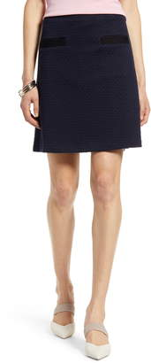 Halogen Jacquard Knit Skirt