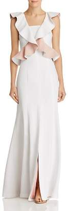 C/Meo Collective Elation Ruffle-Bodice Gown - 100% Exclusive