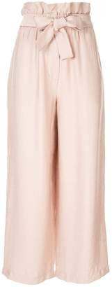 3.1 Phillip Lim cropped paperbag trousers