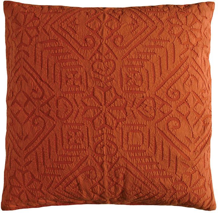 Koko - Habitat Applique Pillow