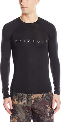 Rip Curl Men's Dawn Patrol UV Long-Sleeve Rashguard Top
