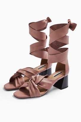 Topshop NANCY Mid Sandals