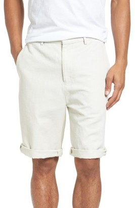 Men's Vince Relaxed Trouser Shorts $225 thestylecure.com