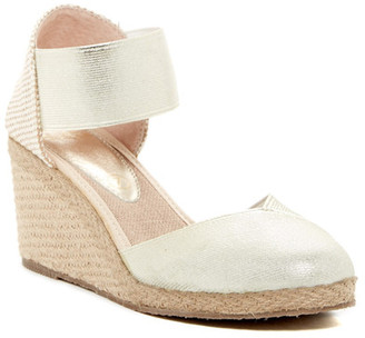 Andre Assous Anie Espadrille Wedge $88.95 thestylecure.com