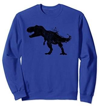 Jurassic World Fallen Kingdom: T-Rex Silhouette Sweatshirt