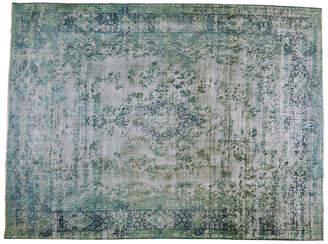 """One Kings Lane Vintage Persian Kerman Rug - 9'6"""" x 12'9"""" - Orientalist Home"""