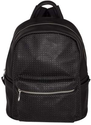 Urban Originals Lola Perforated Vegan Leather Backpack
