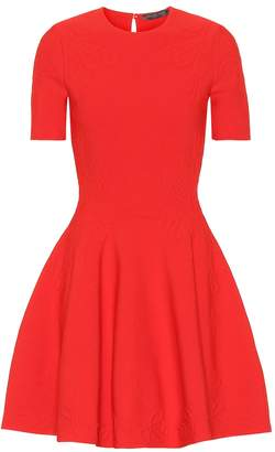3e7f9d1a4fe Alexander McQueen Fit and flare minidress