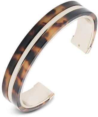Lauren Ralph Lauren Tortoise Cuff Bracelet