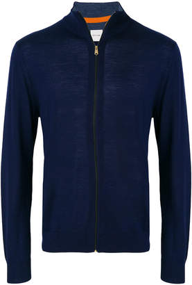 Paul Smith zipped knit jumper