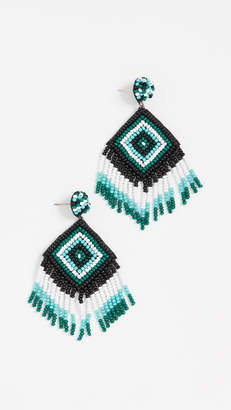 Deepa Gurnani Deepa by Francia Earrings