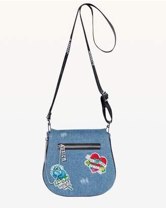 Juicy Couture JXJC Arleta Saddle Bag