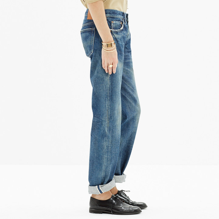 Madewell Chimala® Straight-Leg Jeans