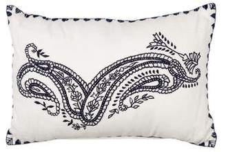 John Robshaw Embroidered Pillow