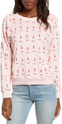 Wildfox Couture Lil Claus Fiona Sweatshirt