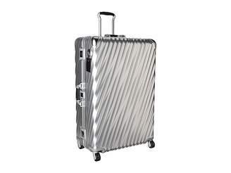 Tumi 19 Degree Aluminum Worldwide Trip Packing Case