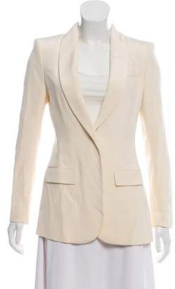 The Row Structured Shawl-Lapel Blazer