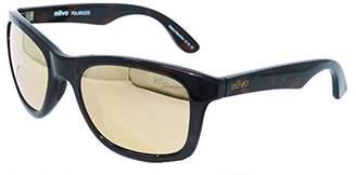 Revo Re 1000 Huddie Polarized Wayfarer Sunglasses