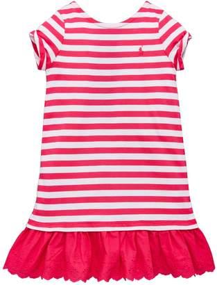 Ralph Lauren Short Sleeve Jersey Dress