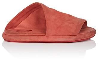 Marsèll Women's Suede Slide Sandals