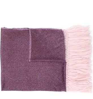 Missoni glitter scarf
