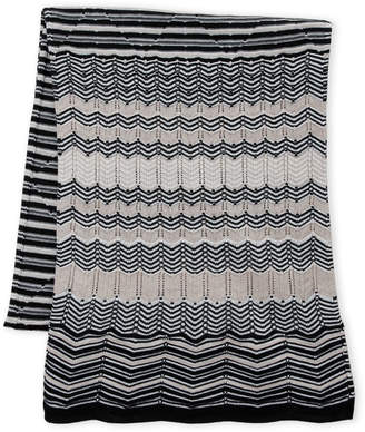 Missoni Printed Pointelle Scarf