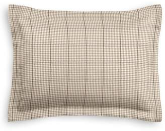 Loom Decor Pillow Sham La Crossed - Safari