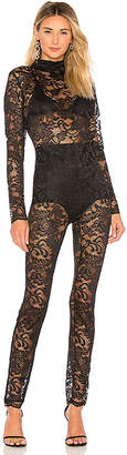 KISSKILL Lace Catsuit