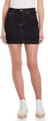 Dickies Carpenter Mini Denim Skirt